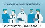 coronavirus covid 19 awareness... | Shutterstock .eps vector #1681556533