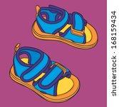 fully editable vector... | Shutterstock .eps vector #168159434
