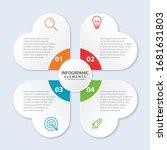 presentation business... | Shutterstock .eps vector #1681631803