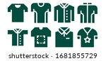 modern simple set of tshirt...