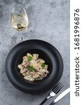 Vertical Photo Of Farfalle With ...