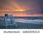 A Beautiful Sunrise Over Myrtle ...