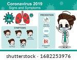 coronavirus cov infographics...   Shutterstock .eps vector #1682253976