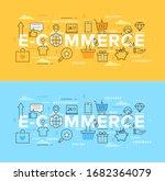 vector illustration of e... | Shutterstock .eps vector #1682364079