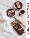 Homemade No Bake Chocolate...