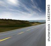 highway speeds | Shutterstock . vector #168239843