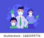 family virus protection...   Shutterstock .eps vector #1682459776