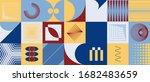 digital artwork graphic design...   Shutterstock .eps vector #1682483659