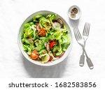 Easy Vegetarian Vegetable Salad ...
