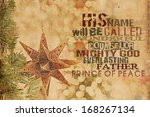 his name will be called... | Shutterstock . vector #168267134