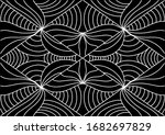 abstract geometric pattern with ... | Shutterstock . vector #1682697829
