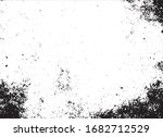 grunge wall texture white and... | Shutterstock .eps vector #1682712529
