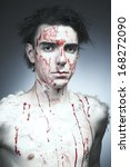 frustrated man   Shutterstock . vector #168272090