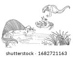 vector illustration of...   Shutterstock .eps vector #1682721163