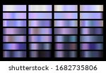 metal gradient color set....   Shutterstock .eps vector #1682735806