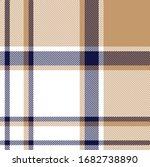 classic plaid tartan seamless...   Shutterstock .eps vector #1682738890