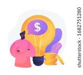 intellectual property. creative ... | Shutterstock .eps vector #1682751280