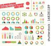 infographic elements | Shutterstock .eps vector #168281189