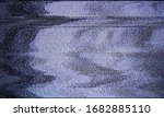 abstract vhs wave background... | Shutterstock . vector #1682885110