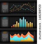 infographics. elegant set of... | Shutterstock .eps vector #168288920