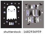 halloween vector decoration for ...   Shutterstock .eps vector #1682936959