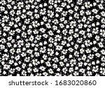 Stylized Flowers Pattern...