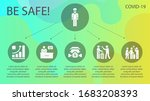 label filled icon set on theme...   Shutterstock .eps vector #1683208393