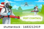 agricultural pest control... | Shutterstock .eps vector #1683212419