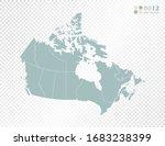 green vector silhouette of... | Shutterstock .eps vector #1683238399