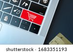 Online Grocery Shopping Concep...