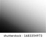 grunge dots background.... | Shutterstock .eps vector #1683354973