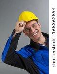 construction worker | Shutterstock . vector #168362894