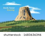 Devils Tower National Monument...