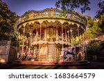 Traditional Carousel Ride ...