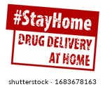 stamp drug delivery at home in...