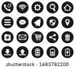 mobile phone or smartphone... | Shutterstock .eps vector #1683782200