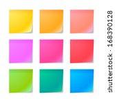 Illustration Of A Colored Set...