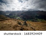 The Snow Covered Summits Of Th...
