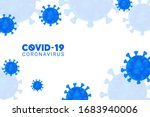 corona virus. covid 19. novel... | Shutterstock .eps vector #1683940006