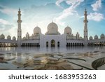 The Grand Sheikh Zayed Mosque ...