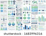 business infographic elements... | Shutterstock .eps vector #1683996316