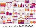 business infographic modern... | Shutterstock .eps vector #1683996346