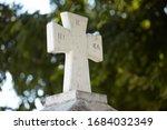 Cross Near Greek Orthodox...