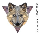 Low Polygon Stylized Vector...