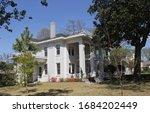 Historic Building In Rural...
