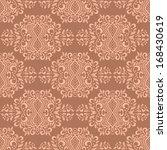 abstract elegance seamless...   Shutterstock .eps vector #168430619