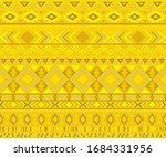 peruvian american indian... | Shutterstock .eps vector #1684331956