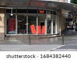 westpac banking corporation on... | Shutterstock . vector #1684382440