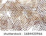light yellow vector texture... | Shutterstock .eps vector #1684420966