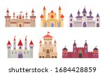 Fairytale Castles. Medieval...